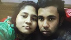 Sanjida Neha and Omar Faruk had many plans once their baby arrived. Photo / Supplied