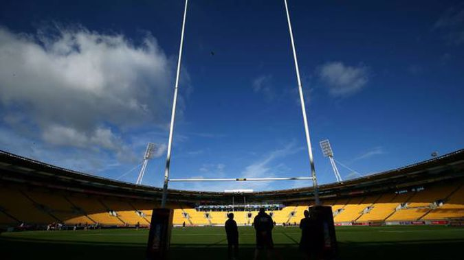 The North v South clash will be played at Sky Stadium in Wellington. Photo / Getty