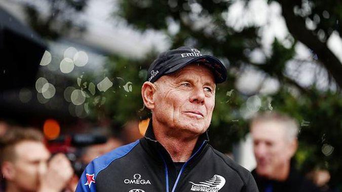 Team NZ boss Grant Balton. (Photo / Getty)
