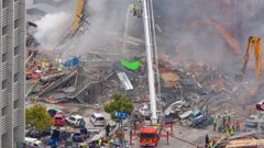 The February 22, 2011 Christchurch earthquake claimed 185 lives, including 115 people inside the CTV Building. Photo / Mark Mitchell