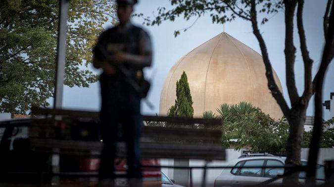 Al Noor Mosque. (Photo / AP)