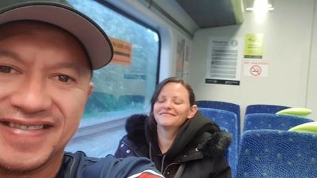 Wellington man brags about riding public transport without mask