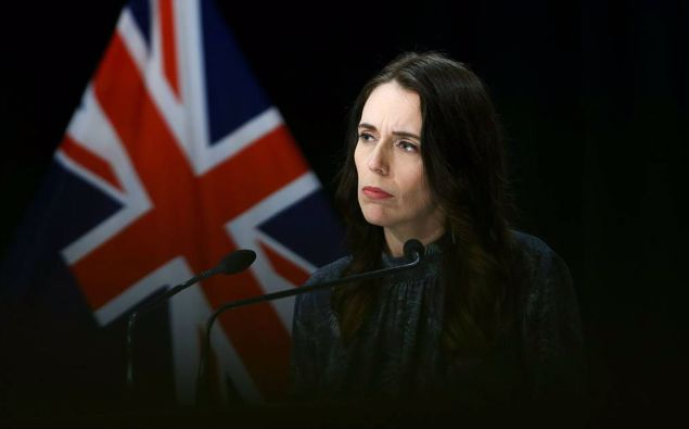 Jacinda Ardern voted second in world's top 50 thinkers