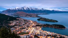 Aucklanders have been told they shouldn't go to places like Queenstown for conferences. (Photo / Getty)
