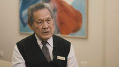 Former Cook Islands PM and Auckland GP Dr Joe Williams. Photo / RNZ