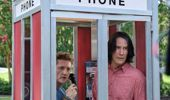 """Alex Winter and Keanu Reeves in """"Bill & Ted Face the Music."""" (Photo / File)"""