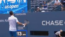 Novak Djokovic sensationally kicked out of US Open for hitting linesperson
