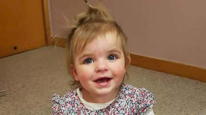 Lilah Brooks was fatally struck by a vehicle being driven by family which was doing a three-point-turn on the afternoon of December 8, last year. (Photo / Supplied)