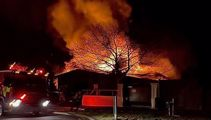 21-year-old charged over two fires at Christchurch churches
