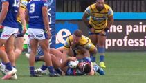Warriors coach takes aim at referees after controversial sin-binning