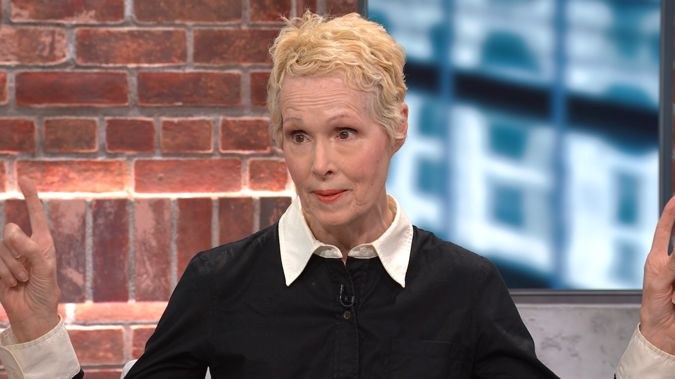 The US Justice Department asked to take over the defense of President Donald Trump in a defamation lawsuit filed against him by E. Jean Carroll, a woman who has accused Trump of sexual assault. Photo / CNN