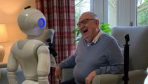 Talking robots could be used to combat loneliness, boost mental health in care homes