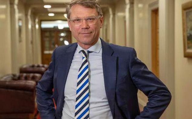 National's education spokesperson Paul Goldsmith. (Photo / NZ Herald)