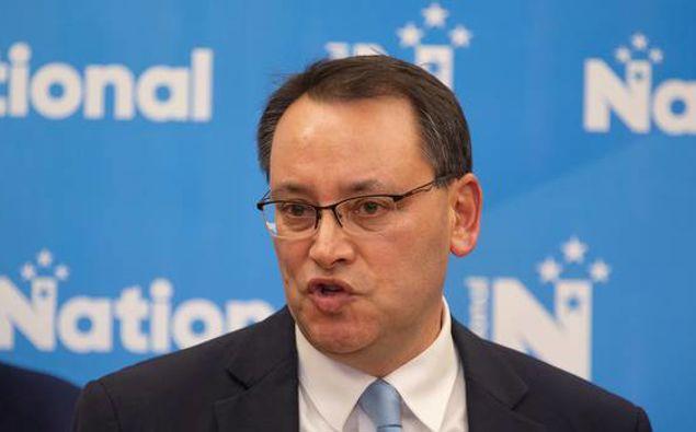 Shane Reti. (Photo / NZ Herald)
