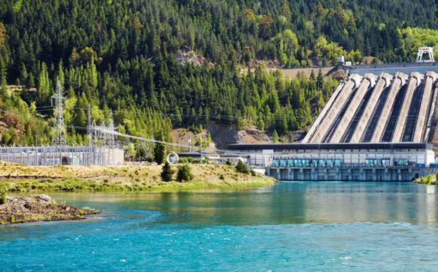 Benmore hydroelectric dam. Photo / 123RF