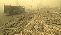 Smoke chokes US West Coast as wildfire deaths keep climbing