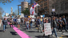 Steve Cullen: Criminal lawyer says Police should've taken tougher stance on anti-lockdown protestors