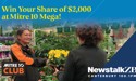 CHRISTCHURCH: Win Your Share of $2,000 at Mitre 10 Mega!