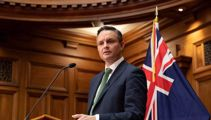 James Shaw defends Greens' agriculture policy