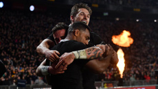 Mark Robinson: New Zealand Rugby confirms new dates and kickoff times for Bledisloe Cup matches