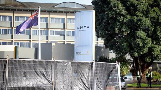 A man has absconded from managed isolation in the Sudima hotel at Rotorua.