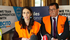 Jacinda Ardern predicts NZ economy to 'rebound' away from recession