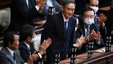 Peter Lewis: Yoshihide Suga officially named as Japan's new Prime Minister