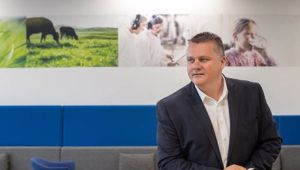 Fonterra chief executive Miles Hurrell. Photo / NZ Herald