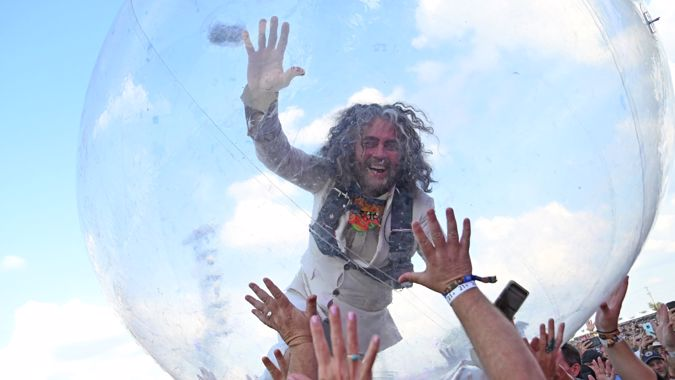 Music review: New album from The Flaming Lips
