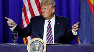Data guru says Trump is on track to win again