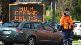 Melbourne lockdown could lift in weeks