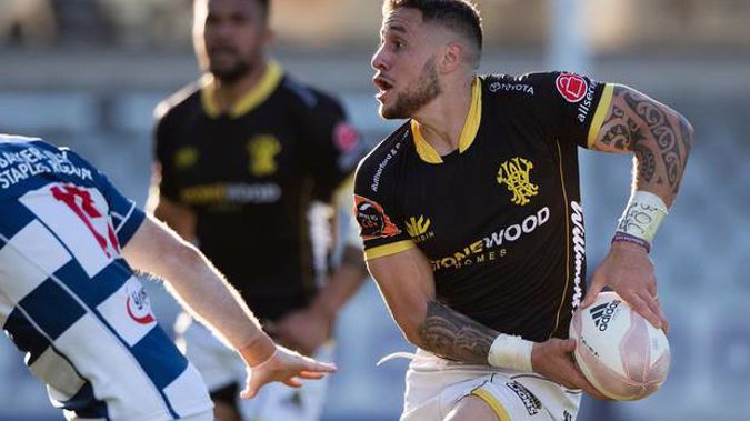 Wellington halfback TJ Perenara in action during his side's win over Auckland. Photosport