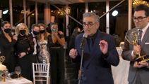Schitt's Creek, Succession and Watchmen sweep Emmy Awards