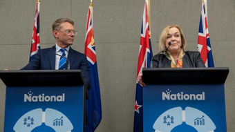Heather du Plessis-Allan: National's budget blunder does them no favours