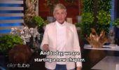 TV star Ellen DeGeneres addresses the recent controversy. Photo / Supplied