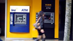 ASB and BNZ have been named in leaked documents on suspicious transactions. Photo / file