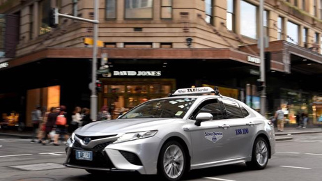 Donna Demaio: Nine taxi passengers at risk of Covid-19 in Sydney