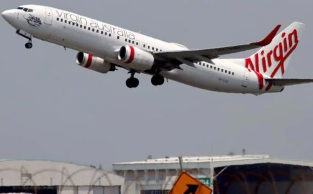 The border change will see Virgin Australia add more flights to its network. Picture: David Clark PhotographySource:News Corp Australia