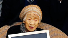 A record one person in every 1,500 in Japan is aged at least 100