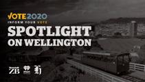 Spotlight on Wellington: Focus on the Wellington Central electorate - major parties