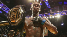 Israel Adesanya: 'I didn't really realise me being black was a problem, until I got to New Zealand'