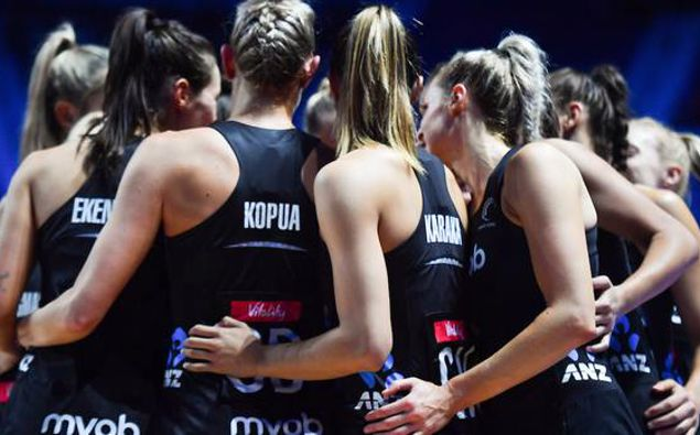 The Silver Ferns are set to hit the court again. Photo / Photosport