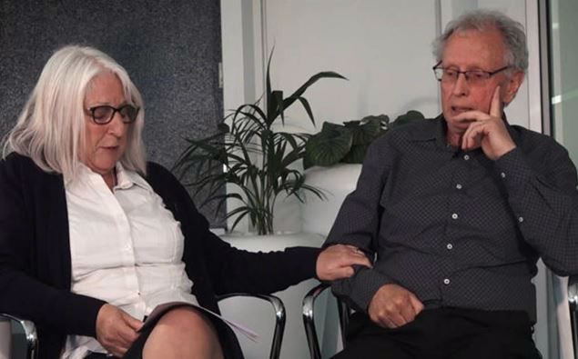 Karl and Alison Dodds. Photo credit: RNZ