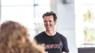 Bosses Rebuilding: Joy Business Academy's James Coddington