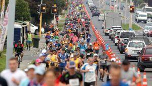 The Rotorua Marathon in 2018. (Photo / File)