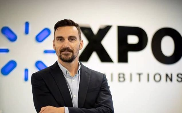 Brent Spillane, managing director of XPO Exhibitions, says billions of dollars-worth of business has been lost due to cancelled trade shows and events. Photo / Dean Purcell.