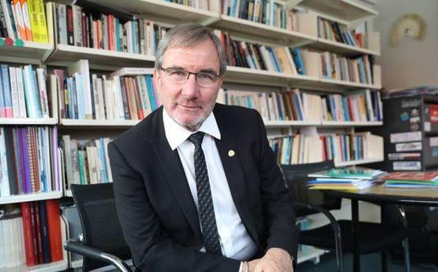 Sociologist Paul Spoonley. (Photo / File)