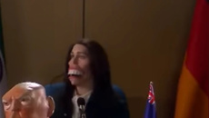 Jacinda Ardern features in reboot of British television series Spitting Image