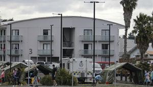 The JetPark quarantine facility in Auckland. (Photo / NZ Herald)