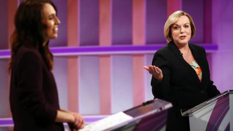 Barry Soper: Judith Collins reignites her campaign with strong debate performance